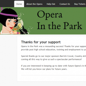 Thumbnail of Opera in the Park
