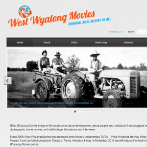 Thumbnail of West Wyalong Movies