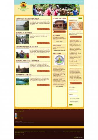 Screenshot of camast.com